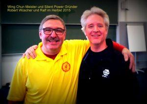 Robert Wüscher & Ralf Müller
